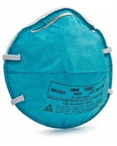 3M - 70070612364 - 1860 Particulate Respirator