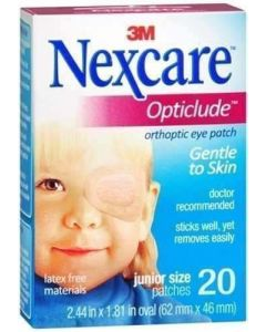 3M - YP202910094 - 1539 Opticlude Eye Patch Regula