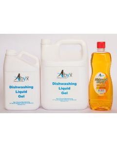 Abyx Chemical - CL0003 - Dishwash Liquid Economy 5 Litre