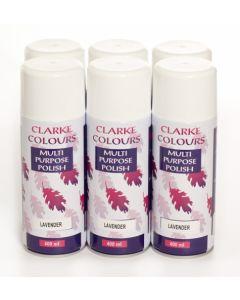 Abyx Chemical - CL0007 - Multipurpose Polish Lavender 400ml