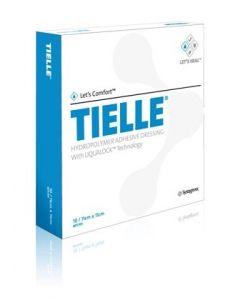 Acelity - MTL102 - MTL105 - TIELLE Hydropolymer Adhesive Foam Dressing 15 X