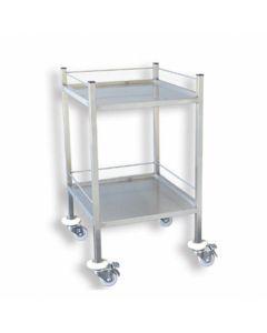 Concordia - TROL0009 - Two Shelves  Dressing Trolley