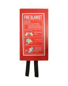 Lavetrade - FIRE0001 - Fire Blanket 1m X 1m