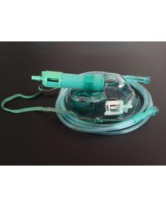 SHC - MASK012 - Oxygen Mask With Adjustable Venturi + Tubing Adult