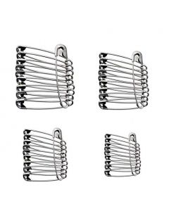 SHC - SAFETYPIN1 - Safety Pins, Size Small No1 32mm