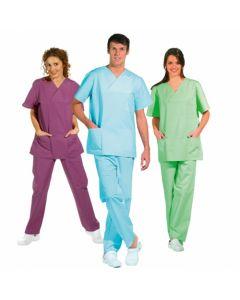 SHC - SCRUB006 - Scrub Suits (Top And Trousers) Non Woven Non Sterile Xxxlarge